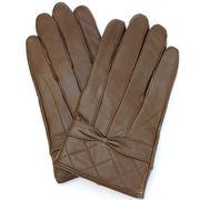 【高級羊革贅沢使用】あったか素材シンサレート羊革手袋 レディース