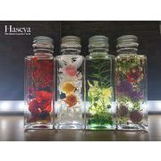 【HaseyaCollections】 ハーバリウム 角型100ml