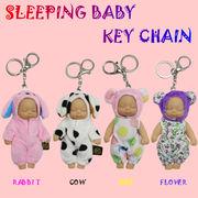 SLEEPING BABY K/C 【スリーピング ベイビー キーチェーン】