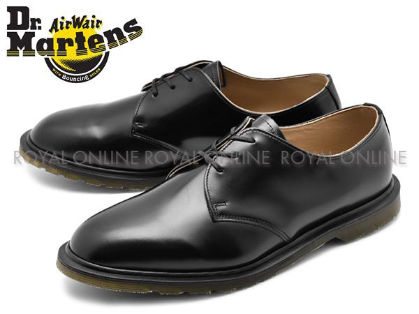 【ドクターマーチン】 14348001 革靴 アーチー MIE クラシック 3ホール シューズ ブラック メンズ