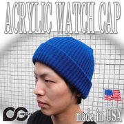 ★MADE IN U.S.A.♪ ARTEX ACRYLIC WATCH CAP 17182