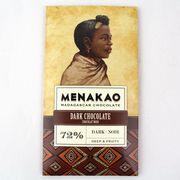 メナカオ ダークチョコレート72% 75G