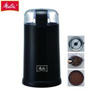 メリタ Melitta 電動コーヒーミル ECG62-1B ブラック