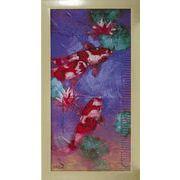 カズオ ■日本男性作家「3匹の鯉」