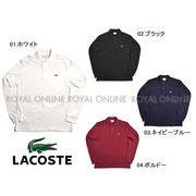 S) 【ラコステ】 LACOSTE L1312 00 長袖ポロシャツロングスリーブ ポロシャツ 全4色 メンズ