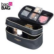 bag IN BAG かわいい 小物入れ 化粧ポーチ バッグ 多機能 ポータブル メイクアップバッグ ksbg003