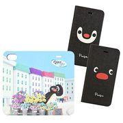 ピングー iPhone 8/7/6s/6対応フリップカバー Pingu in the city PG-60C