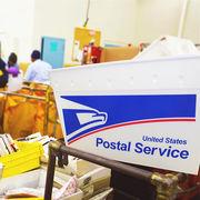 U.S POST BOX