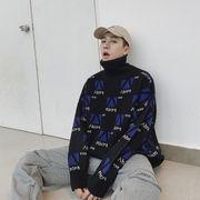 【秋冬新品発売】韓国ファッション/高品質で/大人気/百掛け/暖かい/厚手/ニットトップス/セーター