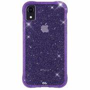 iPhoneXR Sheer Crystal-Purple  CM037962