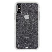 iPhoneXS/X Sheer Crystal - Clear  CM037016