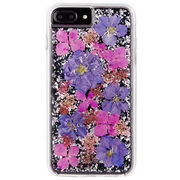 iPhone8 Plus/7 Plus/6s Plus/6 Plus Karat Petals - Purple  CM036174