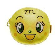 【アンパンマン】[ANJ-650]小物入れ(メロンパンナちゃん)