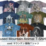 used Mountain Animal T-Shirt 古着 ユーズド マウンテン 動物 Tシャツ 20枚セット MIX アソート