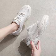 靴 女 新しいデザイン 韓国風 春 古い ? 靴 フラット女性 ひもあり ファッション
