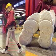 熏 靴 超人気 ネット レッド 韓国風 新しいデザイン スポーツシューズ 女 何でも似合