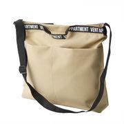 ¥1000 ショルダーバッグ(アブロー)【レディース 大容量 バッグ】