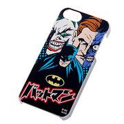 iPhone5/iPhone5s/【バットマン】スマホケースハードケース ジョーカー&トゥーフェイス
