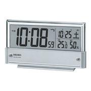 (クロック/ウォッチ)(デジタル時計)セイコー インテリア電波時計 SQ773S