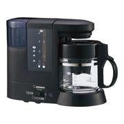 (キッチン)(コーヒーメーカー)象印 ミルつきコーヒーメーカー EC-CB40-TD