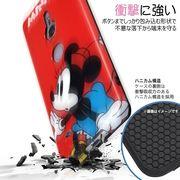 【耐衝撃ケース カラップ】Xperia XZ2 ディズニーキャラクター-TPUソフトケース Colorap-ドナルド