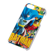 iPhone5/iPhone5s/【バットマン】スマホケースハードケース レトロトイ