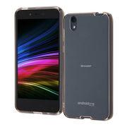 Android One S3 ハイブリッド/ブラック