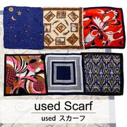 used Scarf 古着 ユーズド スカーフ 20枚セット MIX アソート