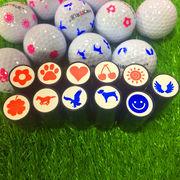 格安! ★ゴルフクラブ★sports1903★ゴルフボール印鑑・はんこ・印章★小物★速乾様々デザイン