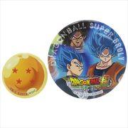 【缶バッジセット】ドラゴンボール超 ブロリー/缶バッジ大小2個セット/集合