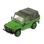 ixo/イクソ メルセデス・ベンツ 240 G ワゴン LHD SWB ソフトトップ 1986 グリーン