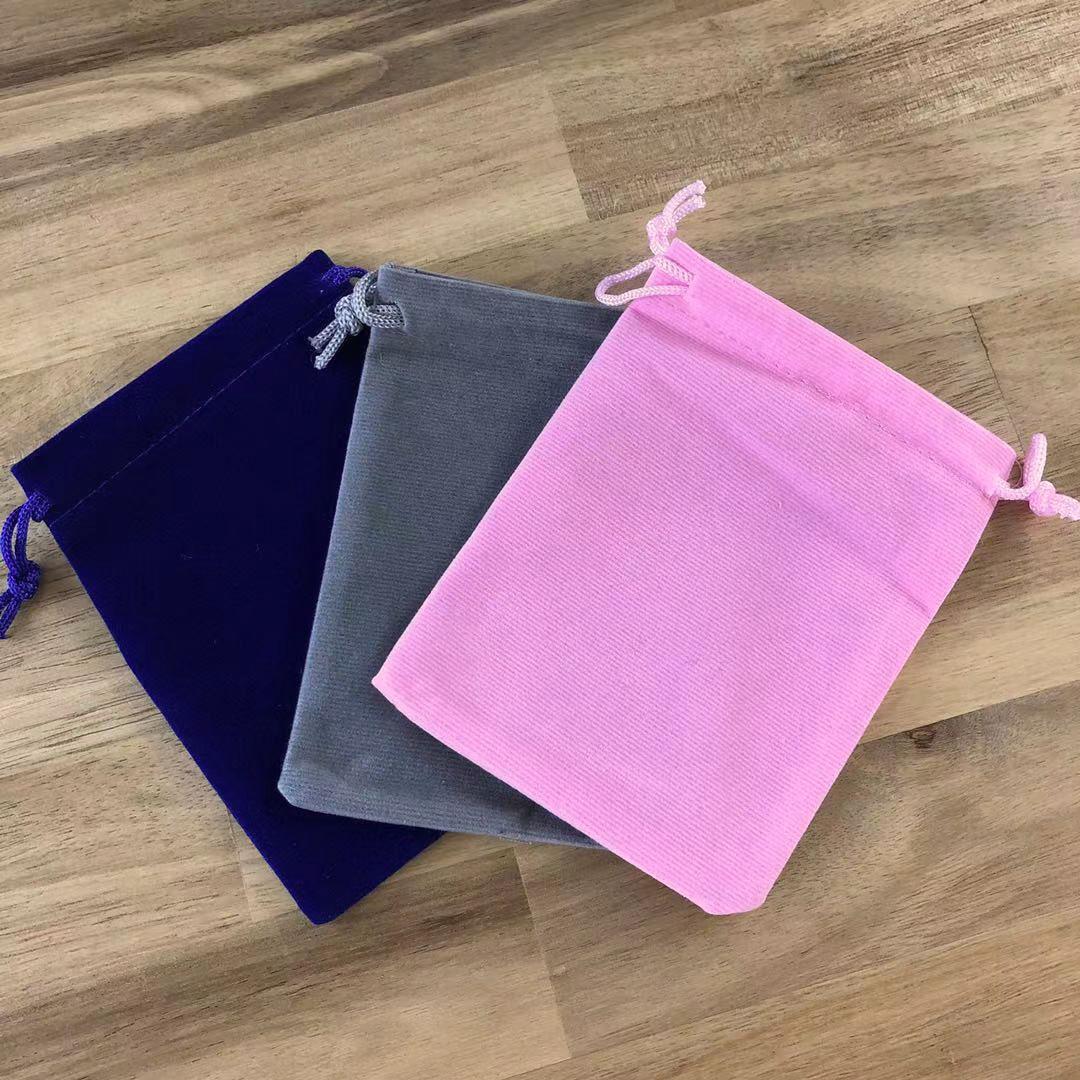 【即納】チャーム イヤリング 天然石 巾着袋 包装袋 ギフト袋 プレゼントラッピング ポーチ バッグ