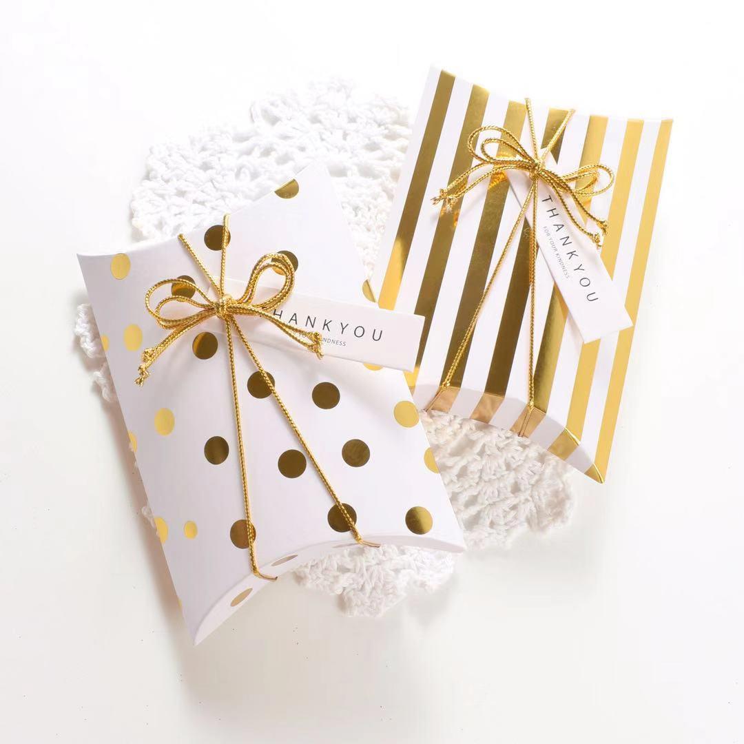 【即納】 巾着袋 包装袋 ギフト袋 プレゼントラッピング ポーチ ピローボックス バッグチャーム