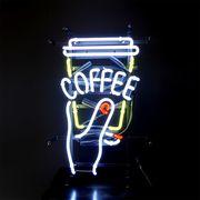 アメリカン雑貨 看板 ネオンサイン NEON SIGN coffee コーヒー