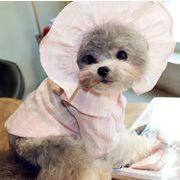 【春夏新作】小型犬服☆超可愛いペット服☆犬服☆猫服☆犬用★ペット用品★ネコ雑貨★ペット雑貨