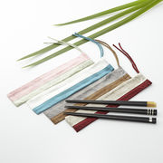 黒檀の箸&シルク箸袋