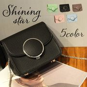 ショルダーバッグ ハンドバッグ財布サイフ レディース2Way 韓国ファッションSL-3108