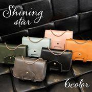 ショルダーバッグ ハンドバッグ財布サイフ レディース 韓国ファッションSL-3113
