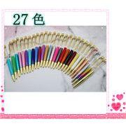 ◆27色◆ボールペン◆手作りキット ◆ハーバリウム◆プレゼント◆入学入園用品◆オフィス用品◆文房具