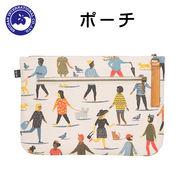 ■湘南インターナショナル■■2019SS 新作■ ポーチL Folio People Person