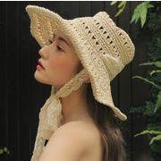 新品★帽子★麦わら帽子★キャップ★トッパー★