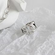 シルバー 925 シルバーリング sterling silver silverring ジュエリークロス付き 指輪 ◆メール便対応可◆
