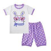 【韓国ファッション】 寝間着 パジャマ 子供服 パンツ Tシャツ 子供スーツ キッズ 韓国 夏