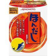 【ケース売り】味の素 ほんだし 箱 600g
