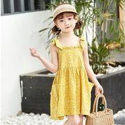 【韓国ファッション】  ワンピース 子供服 キッズ 児童 夏 韓国 ファッション