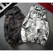 限定SALE!!19年新作登場 韓国ファッション フード付き カモフラージュ ジョーカー ジャケット