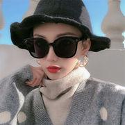 大人気メガネ ファッションメガネ 大きめメガネで小顔効果 UV99%カットファッショングラス 紫外線対策