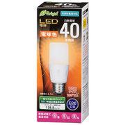 オーム電機 LED電球T型5W電球色