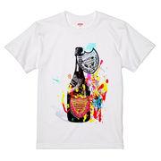 Tシャツ COLORHUL DONPERI メンズ レディース サーフプリントTシャツ メンズTシャツ