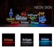 アメリカン雑貨 ネオンサイン NEON SIGN【ANTIQUES】 アンティーク